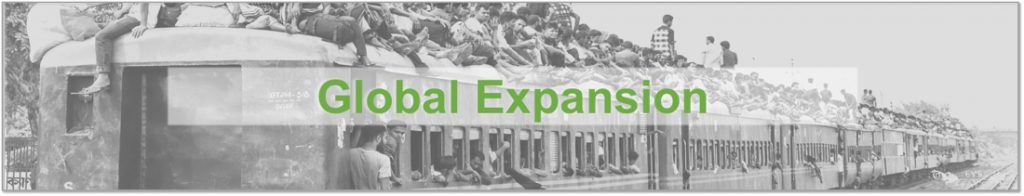 Global Expansion At Becky A Park Global